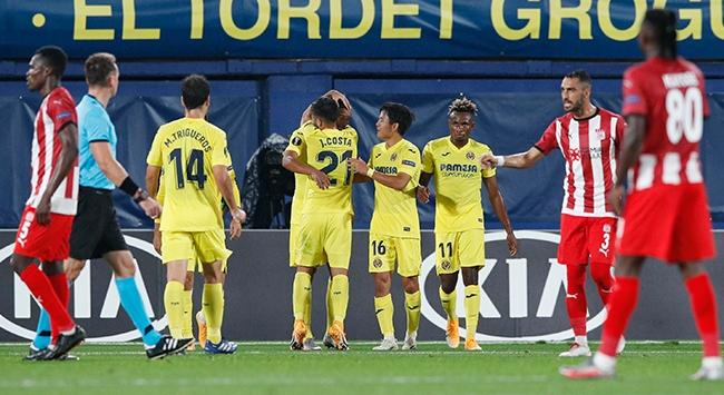 Gol düellosunu Villarreal kazandı