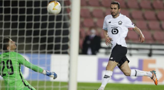 Yusuf Yazıcının yıldızlaştığı maçta Lille farklı kazandı