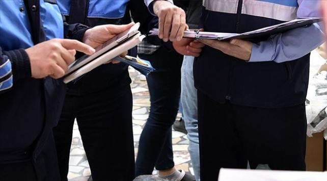 Kocaelide tedbirlere uymayan 160 kişiye para cezası