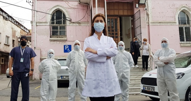 Filyasyon ekipleri, İstanbulda virüsün izini sürmeye devam ediyor