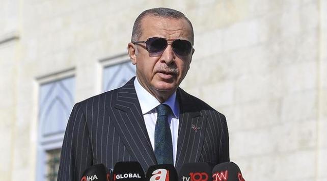 Cumhurbaşkanı Erdoğan: S-400ler test edildi, ABDye soracak değiliz