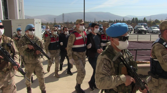 Kahramanmaraş merkezli 5 ilde terör örgütü PKK/KCK operasyonu: 15 gözaltı