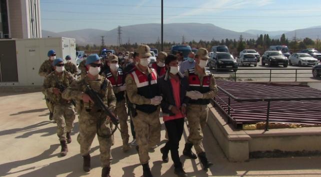 Kahramanmaraş merkezli 5 ilde terör operasyonu: 15 gözaltı