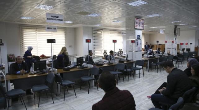 Nüfus müdürlükleri KPSS adayları için pazar günü açık olacak