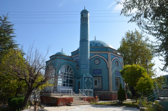Kütahyanın simge yapılarından Çinili Camide güçlendirme çalışması başlatılacak