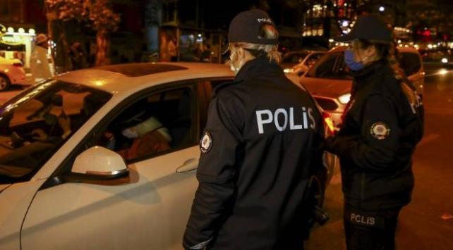 Ankarada 750 polisin katılımıyla asayiş uygulaması