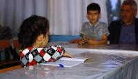 Okulda yaşayan Azerbaycanlı Garayeva ailesinin bir günü