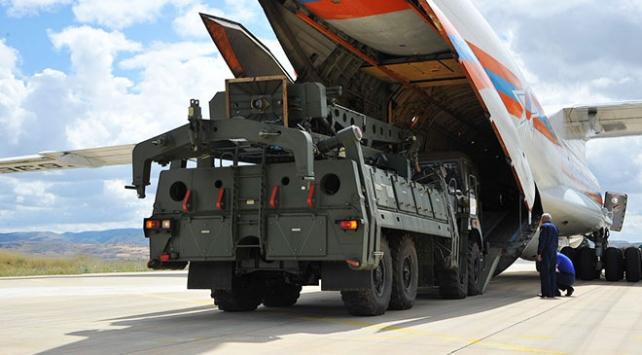 MSBden Pentagona S-400 tepkisi