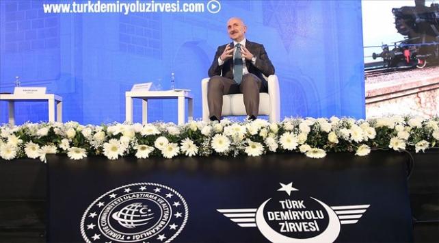 Türk Demiryolu Zirvesini 9,5 milyon kişi sosyal mecralardan takip etti