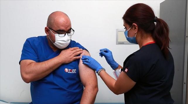 Çin menşeli aşı aralık ayında uygulanmaya başlanabilir