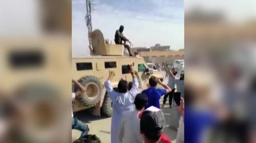 Terör örgütü PKK/YPG, Fransa'yı protesto eden sivillere ateş açtı