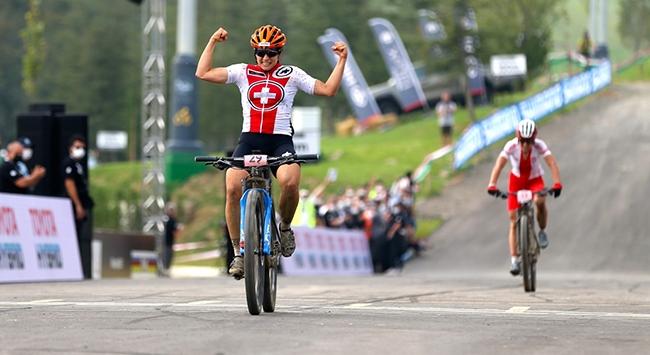 2020 Dünya Dağ Bisikleti Maraton Şampiyonasında kazananlar belli oldu