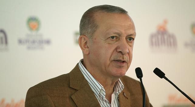 Cumhurbaşkanı Erdoğan: 2023 hedefleri bir yol haritası olarak halen önümüzde duruyor