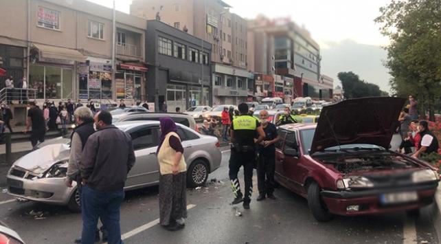 Bursada zincirleme kaza: 4 yaralı