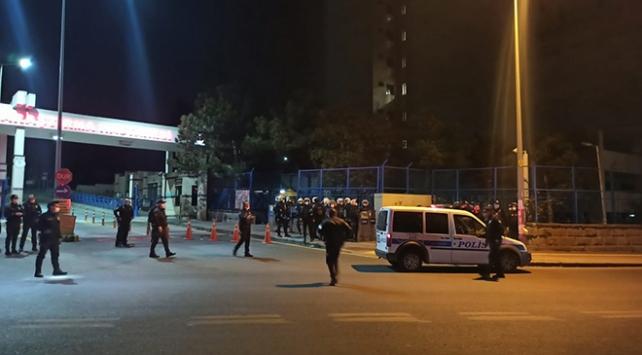 Ankarada sağlıkçılara ve polise saldırı: 20 gözaltı