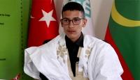 Moritanya'nın birincisi Türkiye'de tıp okuyacak