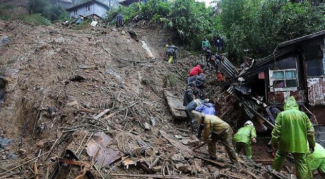 Filipinlerde Molave Tayfunu nedeniyle binlerce kişi yerinden oldu
