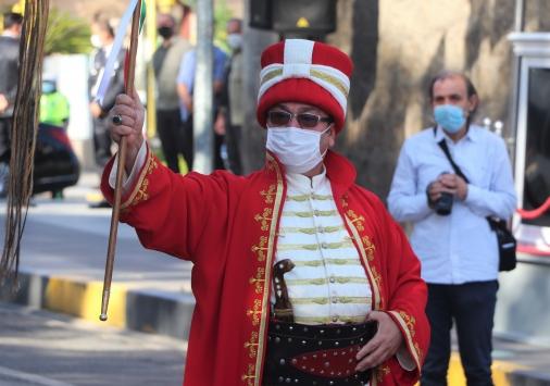Trabzonun fethinin 559. yıl dönümü kutlandı