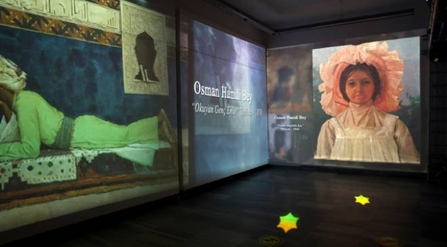 Osman Hamdi Bey Dijital Sergisi sanatseverlerle buluştu