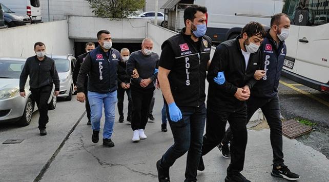 İstanbulda eylem hazırlığındaki suç örgütüne operasyon: 3 gözaltı