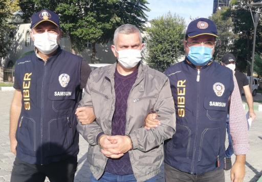Samsunda 48 yıl 5 ay hapis cezası bulunan firari hükümlü yakalandı