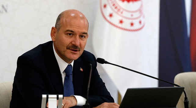 Bakan Soylu: Haziranın sonunda Türkiyenin her tarafından 112 çevrilecek