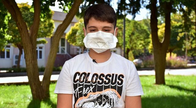 Koronavirüsü atlatan 10 yaşındaki Yusuf: Bu hastalığın yaşı yok