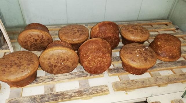 Kahramanmaraşta şeker hastalarına siyez buğdaylı özel ekmek