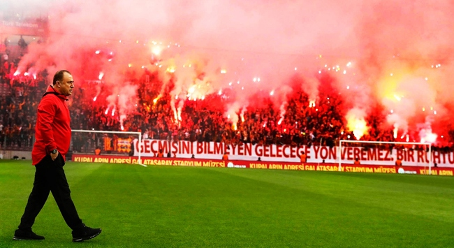Galatasaraydan Fatih Terim açıklaması