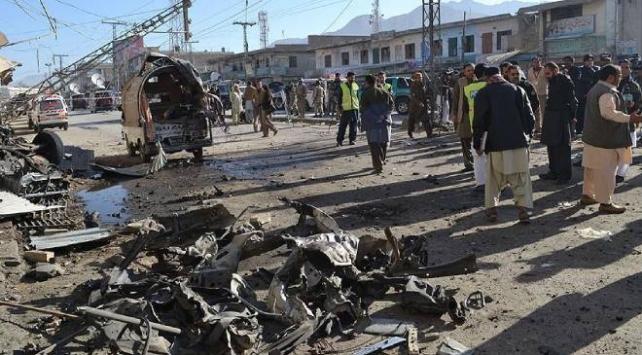 Pakistanda patlama: 7 ölü