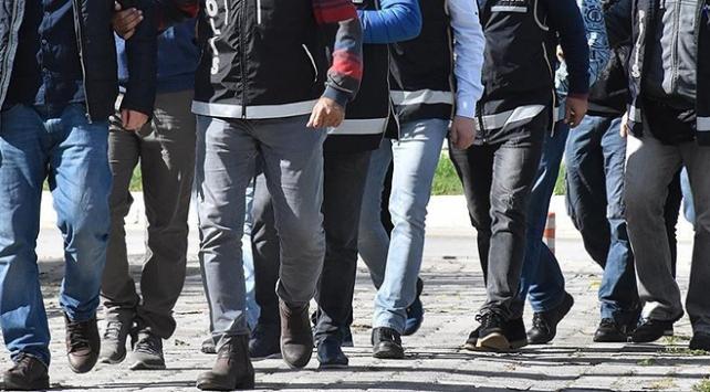 Konya merkezli 8 ilde FETÖye yönelik ankesörlü telefon operasyonu