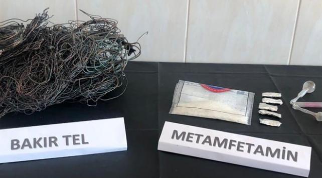 Balıkesirde uyuşturucu operasyonu: 2 gözaltı