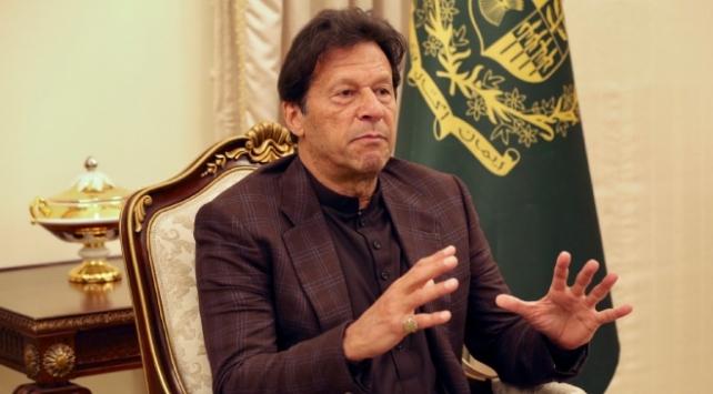 Pakistan Başbakanı Han: Hindistan, Afganistan topraklarını kullanarak Pakistanı karıştırabilir