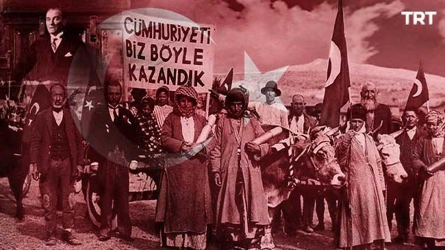 Cumhuriyet'in 97. yıl dönümü TRT'de kutlanacak