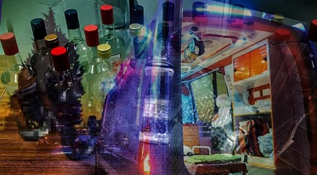 Sahte içkiden can kaybı 83e yükseldi
