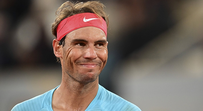 Rafael Nadal golfte de iddialı