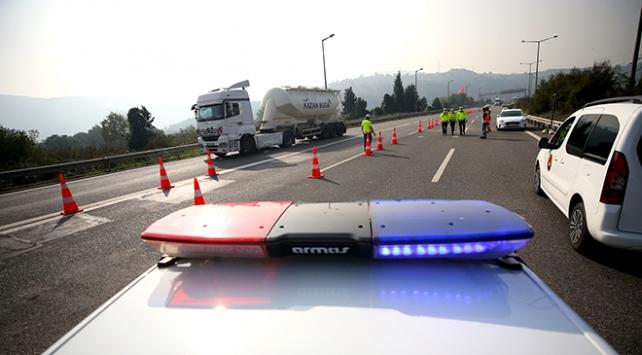 Bolu Dağı Tüneli Ankara yönü hafif tonajlı araçlara açıldı