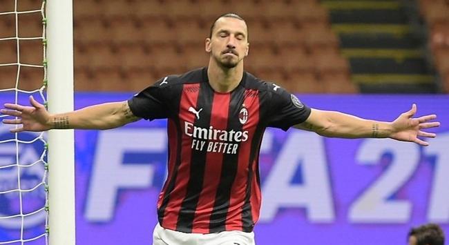 Zlatan Ibrahimovic durdurulamıyor