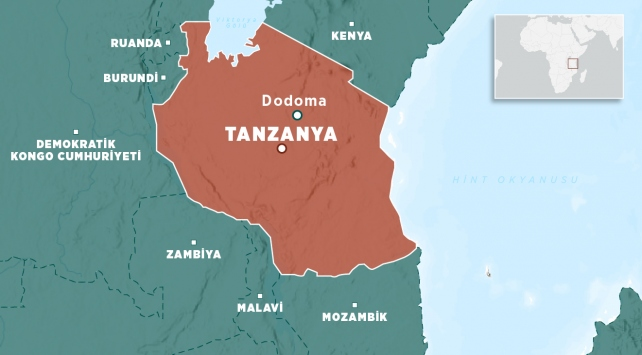 Tanzanyada seçim öncesi çıkan olaylarda can kaybı 9a çıktı