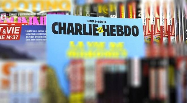 Fransız dergisine Türkiyeden tepki yağdı