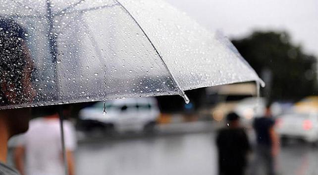Meteorolojiden 3 kente kuvvetli yağış uyarısı
