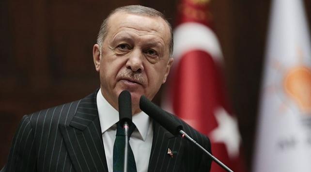 Cumhurbaşkanı Erdoğan: Peygamber efendimize yapılanlara karşı durmak şeref meselemiz