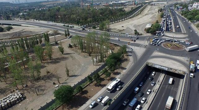Ankarada yarın bazı yollar trafiğe kapatılacak