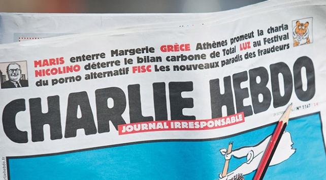 Cumhurbaşkanı Erdoğandan Charlie Hebdo hakkında suç duyurusu