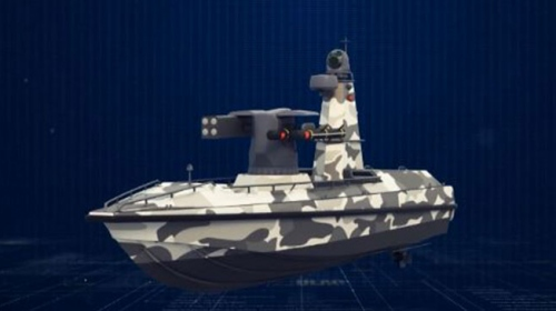 Türkiye'nin ilk silahlı insansız deniz aracı 2021'de kullanıma hazır
