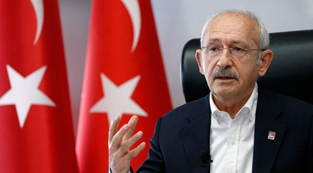 CHP Genel Başkanı Kılıçdaroğlundan 29 Ekim mesajı