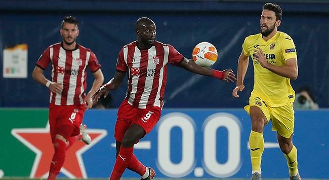 Sivasspor Avrupada 10. maçına çıkacak