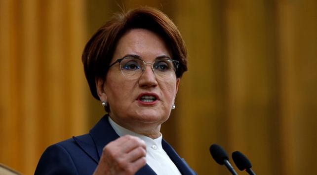 İyi Parti Genel Başkanı Akşener: Nereden saldırırsanız saldırın, yılmayacağız
