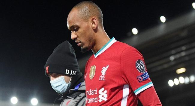 Liverpoolun sakatlık kabusu devam ediyor