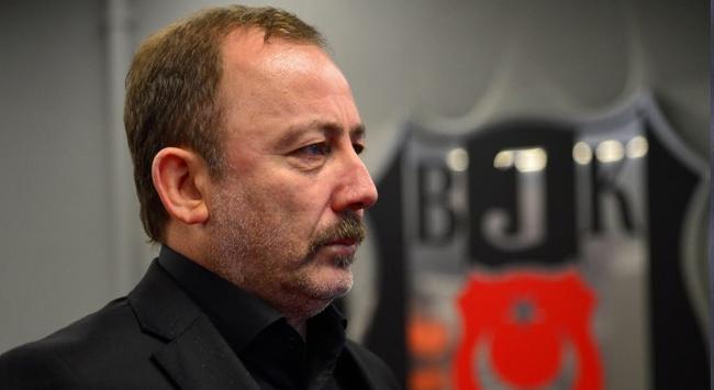 Beşiktaştan Sergen Yalçın paylaşımı